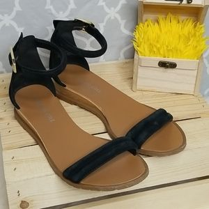 Kenneth Cole suede sandals